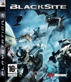 Jaquette de Blacksite : Area 51 PlayStation 3