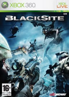 Jaquette de Blacksite : Area 51 Xbox 360