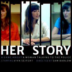 Jaquette de Her Story iPad