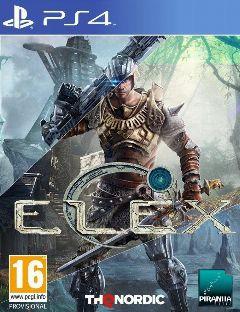 Jaquette de ELEX PS4