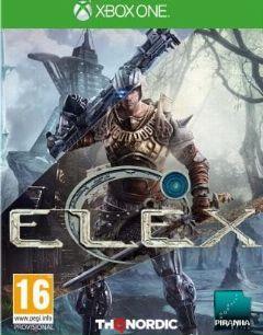 Jaquette de ELEX Xbox One