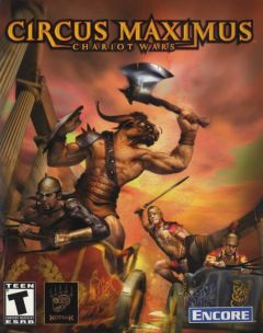 Jaquette de Circus Maximus : Chariot Wars PlayStation 2