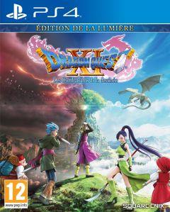 Jaquette de Dragon Quest XI PS4