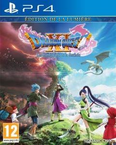 Jaquette de Dragon Quest XI : Les Combattants de la destinée PS4