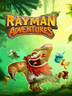 Jaquette de Rayman Adventures iPhone, iPod Touch
