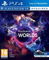 Jaquette de PlayStation VR Worlds PS4