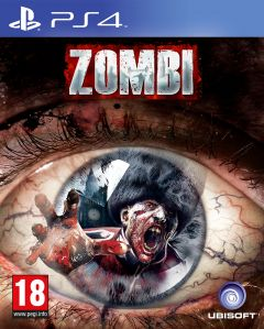 Jaquette de Zombi PS4