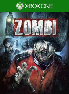 Jaquette de Zombi Xbox One