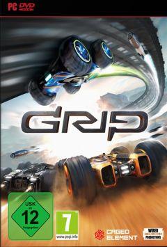 Jaquette de GRIP : Combat Racing PC