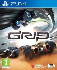 Jaquette de GRIP : Combat Racing PS4