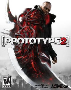 Jaquette de Prototype 2 PS4