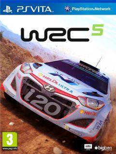 Jaquette de WRC 5 PS Vita