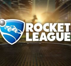 Jaquette de Rocket League PS4