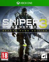 Jaquette de Sniper : Ghost Warrior 3 Xbox One