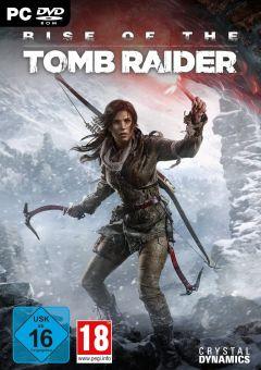 Jaquette de Rise of the Tomb Raider PC