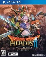 Jaquette de Dragon Quest Heroes II PS Vita
