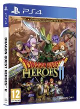 Jaquette de Dragon Quest Heroes II PS4