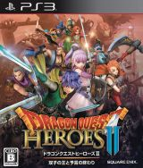 Jaquette de Dragon Quest Heroes II PlayStation 3