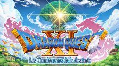 Jaquette de Dragon Quest XI Nintendo 3DS