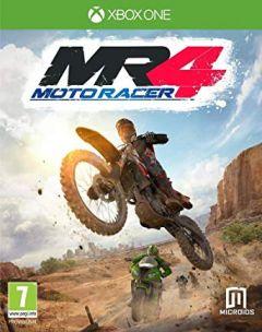 Jaquette de Moto Racer 4 Xbox One