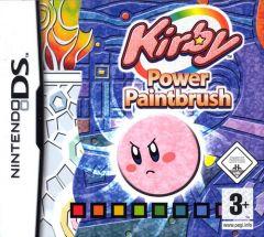 Jaquette de Kirby : Le Pinceau du Pouvoir DS