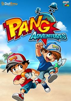 Jaquette de Pang Adventures PC