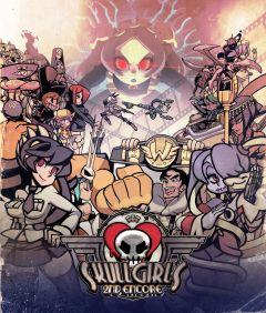 Jaquette de Skullgirls 2nd Encore PS Vita