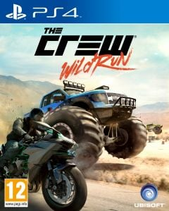 Jaquette de The Crew : Wild Run PS4