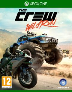 Jaquette de The Crew : Wild Run Xbox One