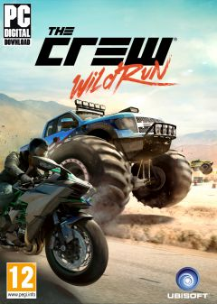 Jaquette de The Crew : Wild Run PC