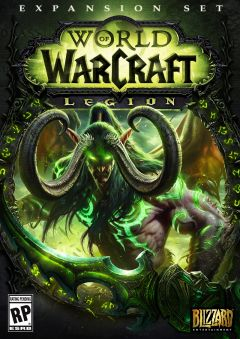 Jaquette de World of Warcraft : Legion PC
