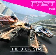 Jaquette de FAST Racing Neo Wii U