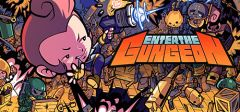 Jaquette de Enter the Gungeon PS4