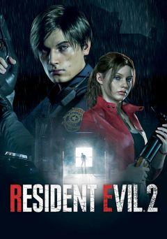 Jaquette de Resident Evil 2 PC