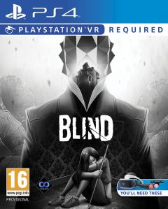 Jaquette de Blind PS4
