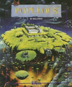 Jaquette de Populous PC