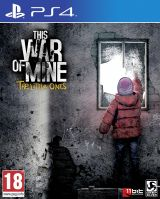 Jaquette de This War of Mine : The Little Ones PS4