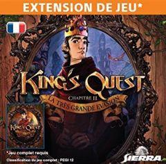 Jaquette de King's Quest : Chapitre 2 - La Très Grande Evasion PC
