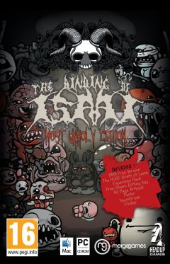 Jaquette de The Binding of Isaac : Afterbirth PC