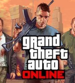 Jaquette de Grand Theft Auto Online PS4