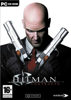 Jaquette de Hitman : Contracts PC