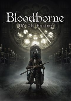 Jaquette de Bloodborne : The Old Hunters PS4