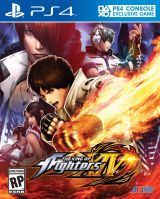 Jaquette de The King of Fighters XIV PS4