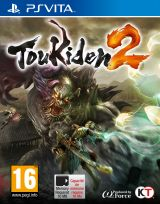 Jaquette de Toukiden 2 PS Vita