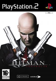 Jaquette de Hitman : Contracts PlayStation 2
