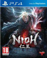 Jaquette de Nioh PS4