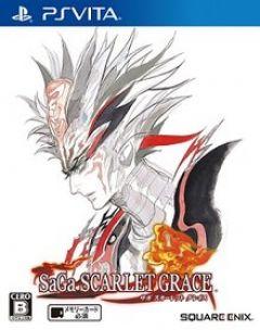 Jaquette de SaGa : Scarlet Grace PS Vita