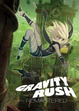 Jaquette de Gravity Rush Remastered PS4