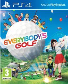 Jaquette de Everybody's Golf PS4