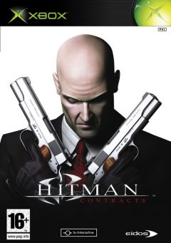 Jaquette de Hitman : Contracts Xbox